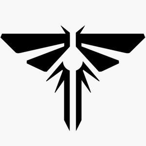 The Last Of Us: Fireflies logo