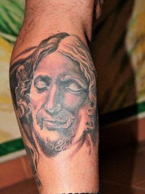 Michelangelo tattoo