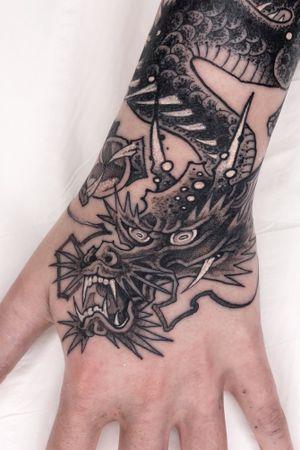 Tattoo by Gabriele Cardosi #GabrieleCardosi