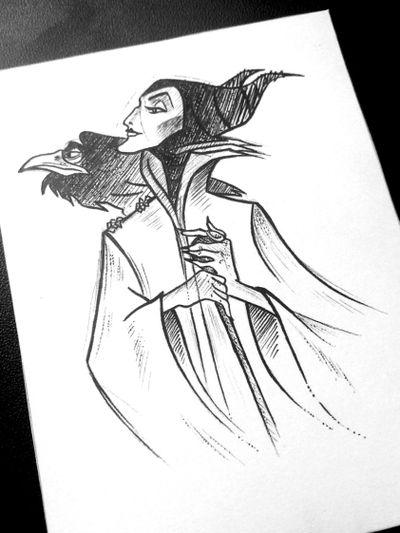 Malévola - A Bela Adormecida ***DISPONÍVEL*** #disneyprincess #disneytattoo #disney #maleficenttattoo #Maleficent #sleepingbeauty #sketchtattoo #sketch #sketchstyle #draw #drawing #raventattoo #Ravens #raven #witchtattoo #witch