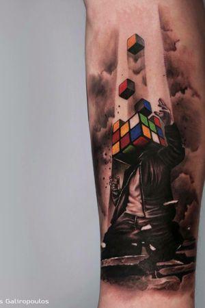 Rubic cube...