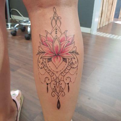 #mandala #lotus #flower #girly
