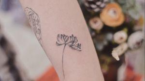 Handpoked tattoo #handpoke #handpoked
