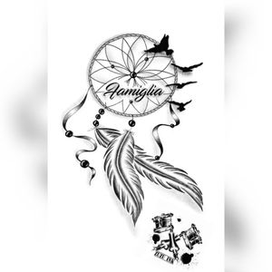 #tattoo #inkmarseille #inkgirl #ink #ipadproart #procreate_art #attraperevetattoo #plumetattoo #tattoofrance #lafoliedutattoo #tattoooiseaux #passiondudessin #inkFrance #inkedgirl