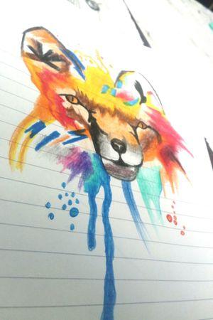 #foxtattoos #draw #arte