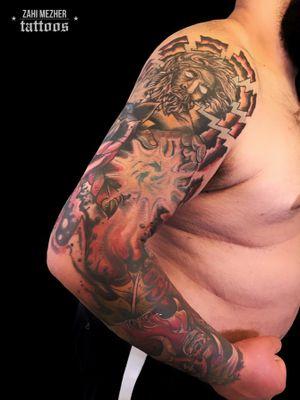 Tattoo by ZM Tattoos