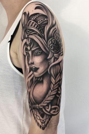 Tattoo by XY Studio