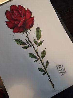 Tha Rose.. #rosestattoo #rosa #rose #tatuagemderosa #tatuagemfeminina #flores #floraltattoo #girltattoos #girlswithtattoos #girltattoo #GibiGirls #gabhuferreira #tatuadoresdobrasil #tattoomaniacpt #inked #ink #inkedaddict #inkaholic #inkmaster #inkedlife