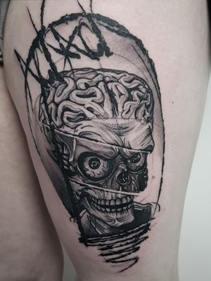 Had a blast with this Mars Attack piece! email for bookings; antbatetattoos@gmail.com #uktta #tattoolife #tattoooftheday #inkaddicts #superbtattoos #crownofthorns #silverbackink #silverbackinkinstablack #spektraedgex #fkirons #sullenartcollective #chester #tattoo #tattoos #tattooed #tattooing #tattooartist #tattoostudio #wheretheytatt #antbatetattoos #ezgripz #blackwork #blackworkerssubmission #blackworkers #blacktattooart #chaoticblackworkers #darkartists #btattooing