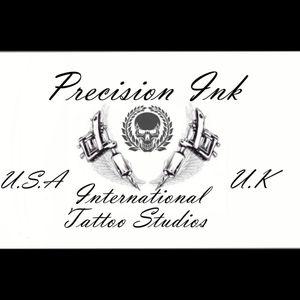 International tattoo studio Alabama Tennessee Manchester UK Knighton Wales