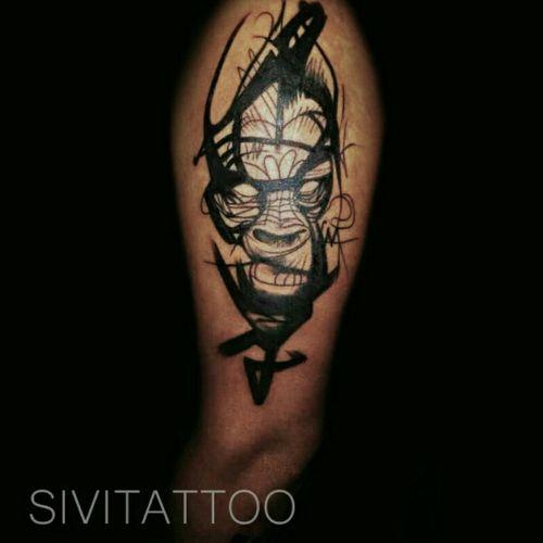 Tattoo Gorila