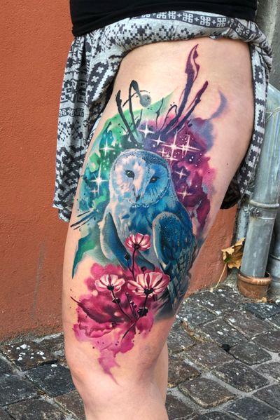 #ink #tattoo #realistic #realistictattoo @tattoomediaink #supportgoodtattoos #inkallday #killerink #owl #blackandgray #tattooart #artwork #art #tattoo_magazine#TattooistArtMag #skinartmag #tattoorevuemag #tattoodo #sorrymom #tattoooftheday #tattoosleeve #tattooartist #tattoolife #tattooer #realistictattoo —————-Made with———————— ⚡️ @fusion_ink ⚡️ @inkjecta ⚡️ @sorrymomtattoo In @ironinktattoo