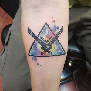 #halo #halotattoo #tattoo