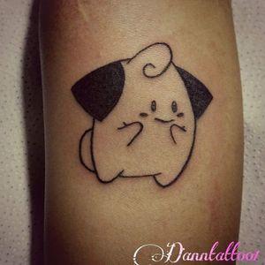 #tattoo #tatuaje #pokemon #tatuajepokemon #pokemontattoo #cleffa #cleffatattoo #tatuajecleffa #tatuajedecleffa #tatuajedepokemon #girltattooed #girlinked