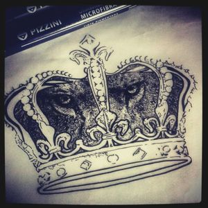 King - Lion - León - Corona