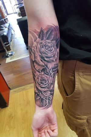 Tattoo done a few months ago.