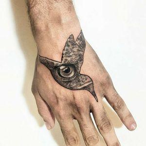 Tattoo by El Club del Tattoo