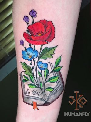 Tattoo by Humanfly Tattoo