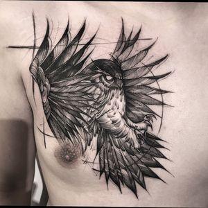 OWL 🦉 #owltattoo #owl #tattooart #tattooartist #tattoo #sketch
