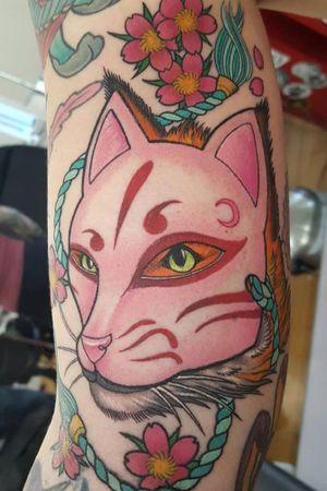 Kitsune by Mike Slade