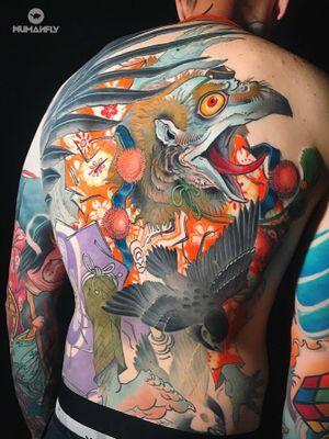 Tattoo from Jee Sayalero