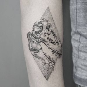 Tattoo from Black Minimal Tattoo
