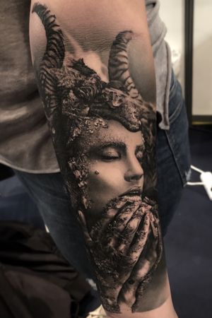 Done last week in Deauville tattoo convention France
