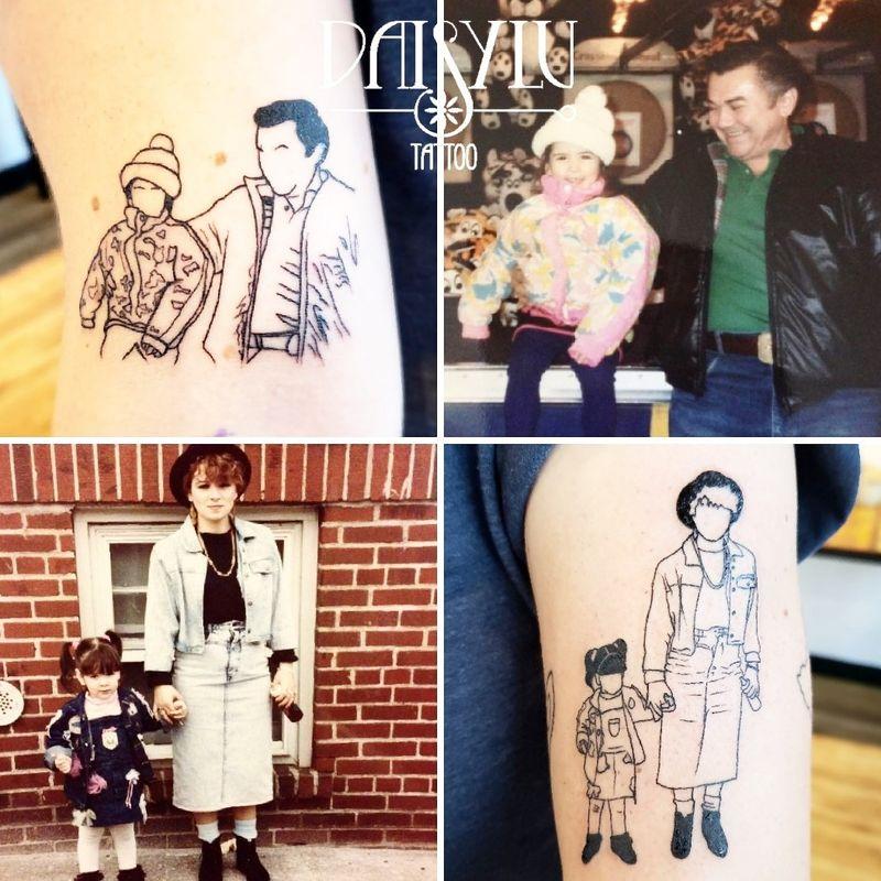 Tattoo from Daisylu Tattoo.