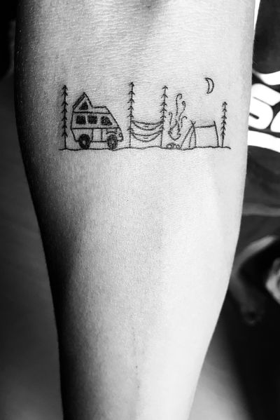 Live,laugh n travel #travel #traveltattoos #mountains #lovers #peace #wanderlust