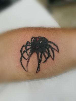 #tattoo #spider #spidertattoo