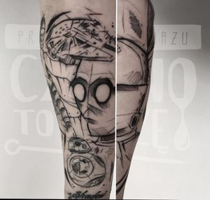 Tattoo by pracownia tatuażu Czarno To Widzę