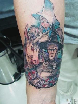Como en un cuento de hadas #kpo #kpobta #tattoo #colombia #luxe #tattoocolombia #tattooer