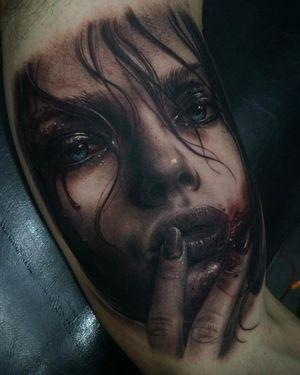 Tattoo by Exotic Tattoo Murcia