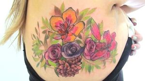 Naturaleza viva  #kpo #kpobta #tattoo #colombia #luxe #tattoocolombia #tattooer