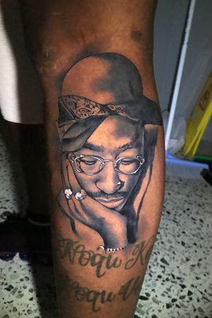 #2pac #2pactattoo #westcoast #inkjecta #fusionink #drpickles #saniderm #tat #tattooartist #california #Australia