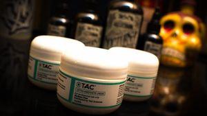TAC Sciences Tattoo Anesthetic Cream #TAC #TACSciences #TattooAnestheticCream #numbingcream