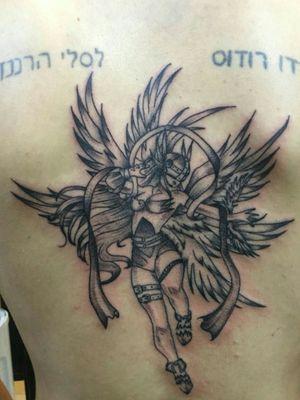Angewomon my Protector Angel