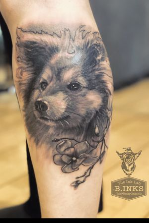 Tattoo by the ink lab b.inks