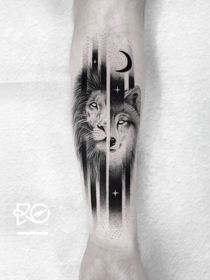 By RO. Robert Pavez • Night Lords VI • Done in studio ZOI TATTOO • Stockholm 🇸🇪 2018 #engraving #dotwork #etching #dot #linework #geometric #ro #blackwork #blackworktattoo #blackandgrey #black #tattoo #fineline