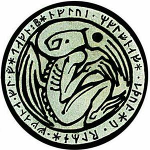 Runes runestone viking alien