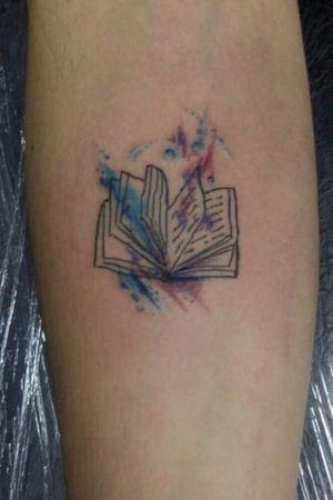 #livros #booktattoo