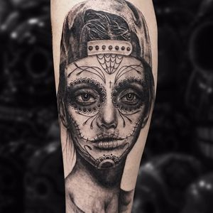 La catrrrina!! 🌶 @green_pearl_tattoo  #melfortat #braunschweigtattoo #lacatrina #greenpearltattoo #kwadroncartridges #inkjecta #silverbackink #tattoo  #tattoos   #blacktattoo #ink #inked #tattoolife #tattoolovers #hannover #braunschweig #blackandgreyrealism  #Braunschweig   #inkjunkeyz