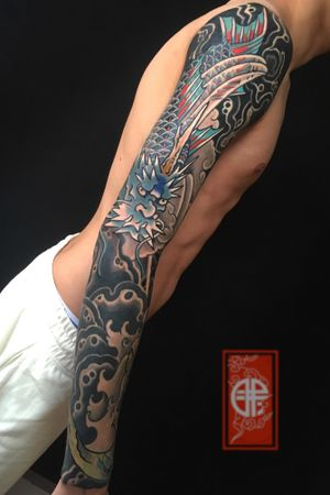 Tattoo from Diego Rodriguez