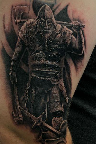 #viking #honour #warrior