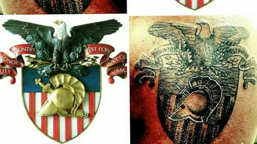 West Point Ny tattoo
