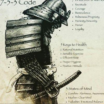 I want this on my ribs #samurai #japanesetattoo #bushidocode