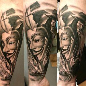 """""""V per Vendetta"""""""