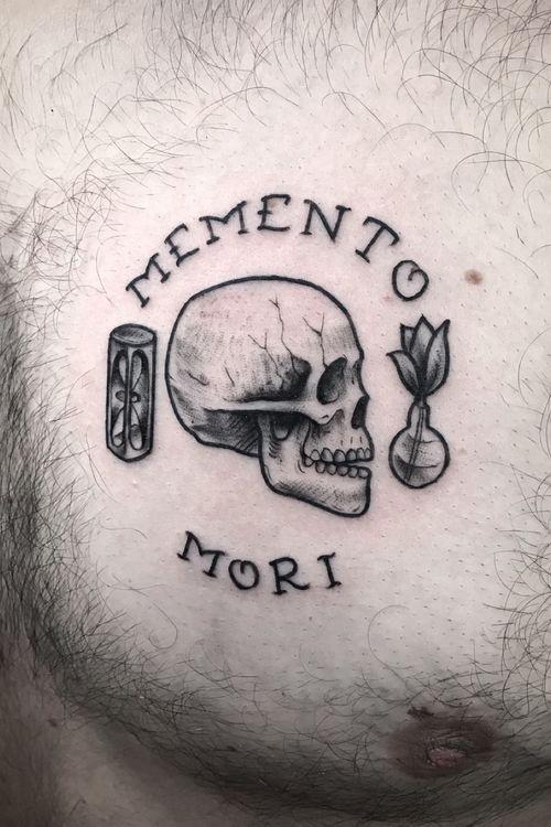 #skull #death #life #blackwork #neotraditional #ink #inked
