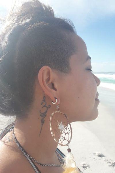 #peace #unalome #tattoobrasil #bineitattoo #pazeserenidade #equilibrio #om #aum