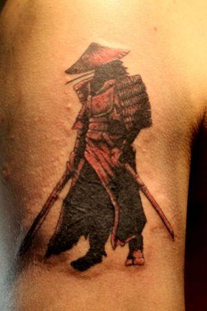 Samuray Cover up